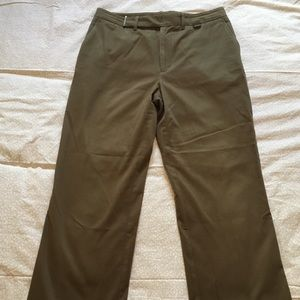 Ralph Lauren Crop Wide Leg Pants 12
